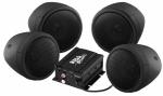 Аудиосистема для мотоцикла, скутера и ATV Boss MC470B c Bluetooth