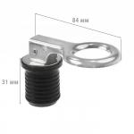 Пробка резиновая 32 мм 009832
