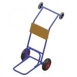 Тележка для ПЛМ с доп. колесами