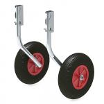 Комплект колес транцевых быстросъёмных для НЛ усиленных 330 мм Zn