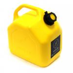 Канистра для ГСМ 10л желтая KESSLER