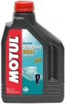Моторное масло Motul Outboard Tech для лодочных моторов (4T, 10w30, полусинт.)