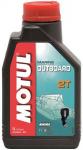 Моторное масло Motul Outboard для лодочных моторов (2T, минер.)
