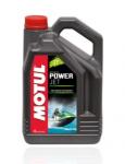 Моторное масло Motul Power Jet для гидроциклов (2Т, полусинт.)