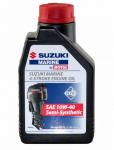 Моторное масло SUZUKI Marine для лодочных моторов (4T, 10w40, полусинт.)