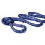 Трос швартовый 10мм*9м тёмно-синий 115011Р