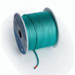 Шнур 4мм зеленый 115304U