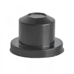 Кнопка супинатора весла, черная 122005МB