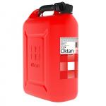 Канистра для бензина 25л с заливным устройством CLASSIC