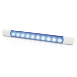 Светильник светодиодный наружний 24В Синий свет