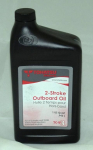 Моторное масло Tohatsu 2Т для лодочных моторов (2Т, синт.)