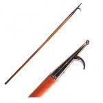 Крюк отпорный 1800мм, деревянная ручка 3401-0381