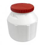 Емкость для технических жидкостей 8 л, ПВХ 39643