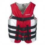 Жилет Water Ski II Vest бело-красный 70-90