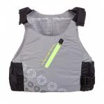 Жилет TITANIUM Vest серый/черный 90+