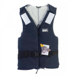 Жилет Active Zipper/reflex сине-серый 90+