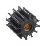 Крыльчатка помпы охлаждения двигателя Volvo-Penta 500178G для CEF 3842786, 21213664, 21951352, 3593660, 21212794, 3584350, 3588914