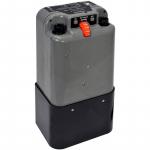 Насос электрический для лодки Bravo BST 800 с аккумулятором