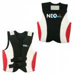 Жилет Neo Buoyancy Aids 50N, CE ISO 12402-5 белый-красно-черный 90+