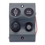 Панель управления помпой со светодиодной сигнализацией 900-BA