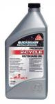 Моторное масло Quicksilver Premium 2-Cycle Outboard для лодочных моторов (2Т, минер.)