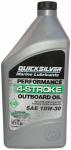 Моторное масло Quicksilver для лодочных моторов (4Т, 10w30, минер.)