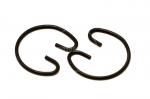 Комплект стопорных колец (2 шт) поршневого пальца Yamaha 93450-13022 для KACAWA 93450-13022-00