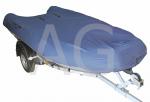 Чехол для транспортировки лодки ПВХ 320-330 см, голубой