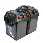 Коробка для аккумуляторной батареи 330х180х230 мм многофункц.крышка