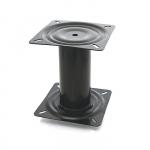 Стойка для сидений 178мм, сталь, черный