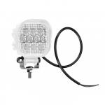 Прожектор палубный светодиодный 89х140мм, 10 диодов