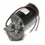 Электромотор c редуктором, 12В D76-12V-180W-100R