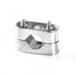 Хомут универсальный 22-25 мм, сталь