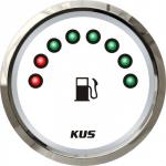 Указатель уровня топлива 8 светодиодов (WS) KY10118