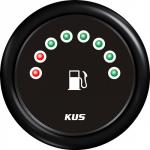 Указатель уровня топлива 8 светодиодов (BB) KY10216