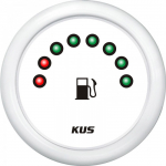 Указатель уровня топлива 8 светодиодов (WW) KY10309