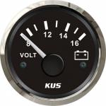 Вольтметр 8-16 вольт (BS) KY13000