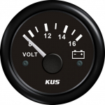 Вольтметр 8-16 вольт (BB) KY13200