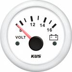 Вольтметр 8-16 вольт (WW) KY13304