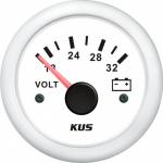 Вольтметр 18-32 вольт (WW) K-Y13305