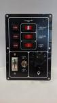 Электрическая распределительная панель TREM
