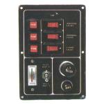 Электрическая панель c прикуривателем Трэм