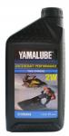 Моторное масло Yamalube-2W (2Т, полусинт.)
