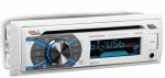 Магнитола 50Wх4 CD/USB/SD/MP3/FM Bluetooth бел.