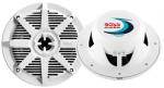 Динамик 200W MR62 6.5'' 2-полос. круг бел 2шт