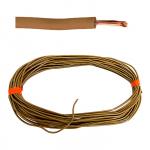 Провод 1.5 мм коричневый (упак 20 м)