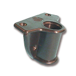 Крепление уключины диаметр 18 мм нейлон боковое