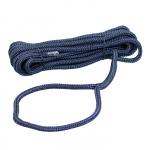 Плетеный швартовый трос 16мм*10м тёмно-синий STMLN07