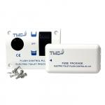 Панель управления электрическим унитазом с блоком предохранителей 12В TMC-0240401_12