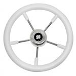 Колесо рулевое V.57W белое